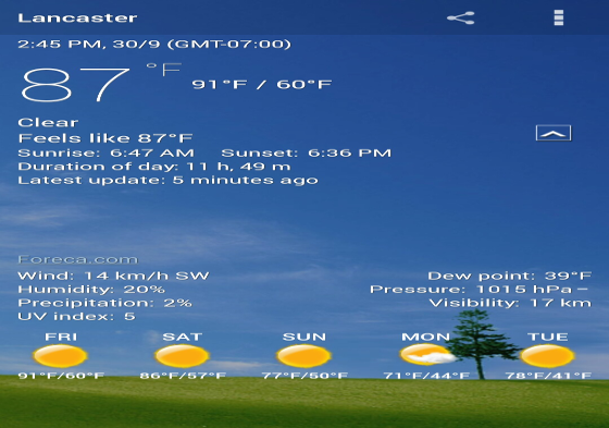 september-30-2016-weather-forcast