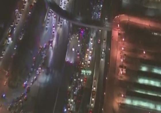 protestors-block-110-freeway-2