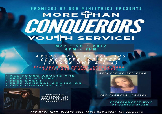 Promises of God Youth Program