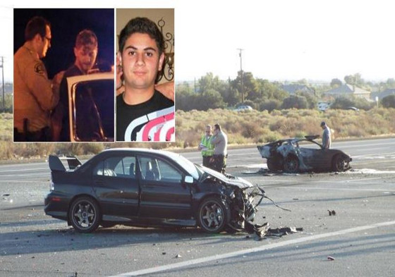 Palmdale Accident
