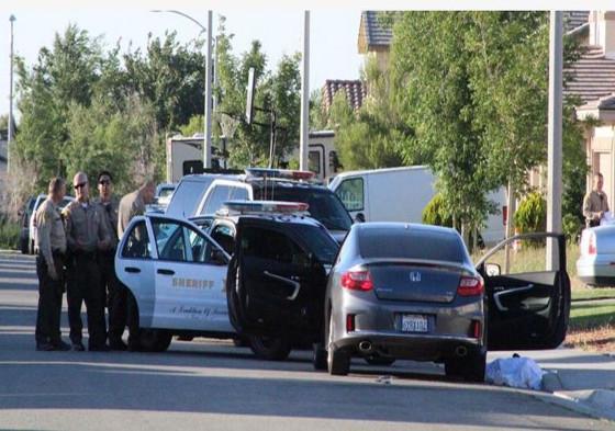 Palmdale Gang Member Shot