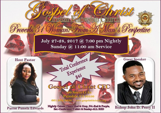 Pamela Edwards Gospel of Christ
