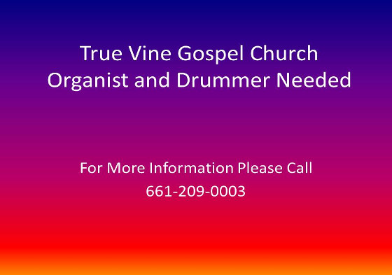 True Vine Gospel Church 2