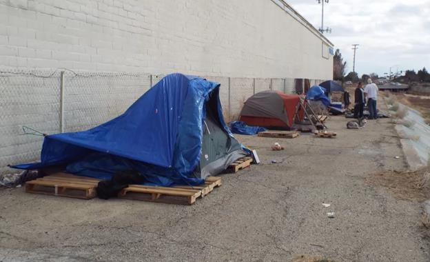 Homesless-encampment-Lancaster