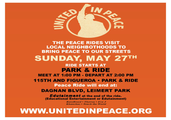 Pastor Powell Motor Cycle Peace Ride 2