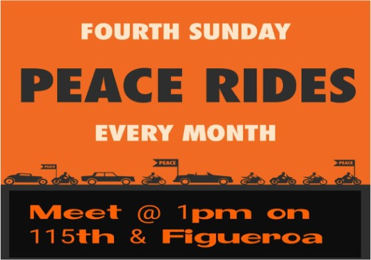 Pastor Powell Motor Cycle Peace Ride