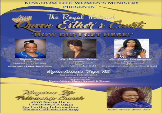 Kingdom Life Women's Ministry