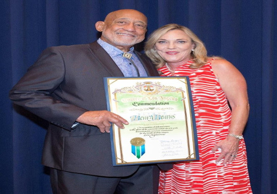 Bishop Henry Hearns Honored
