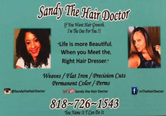 Sandy The Hair Doctor