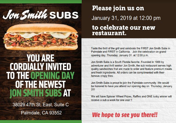 john smith sub flyer 2
