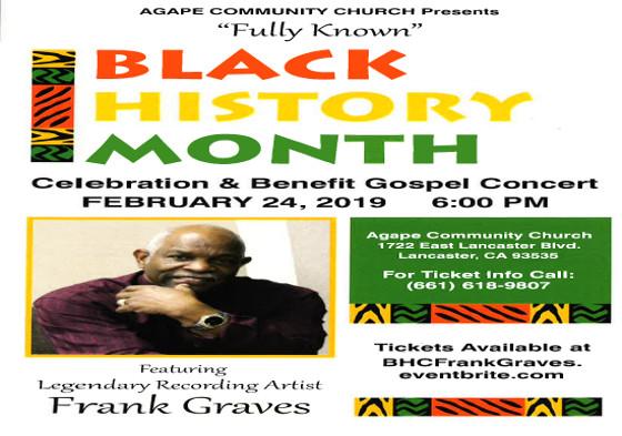 Frank Graves Concert 1