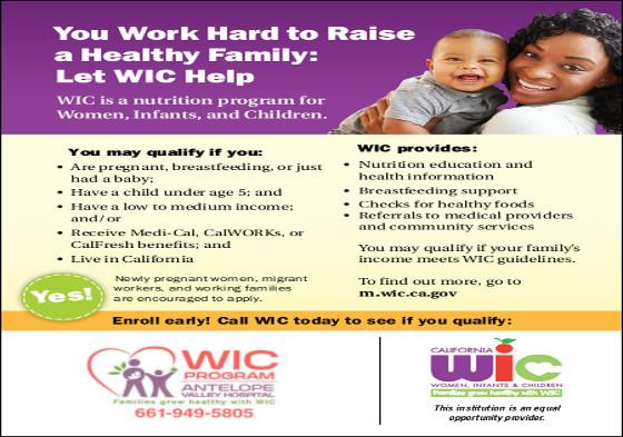 WIC Program 2019 4