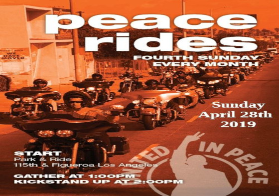 United Peace Ride 5